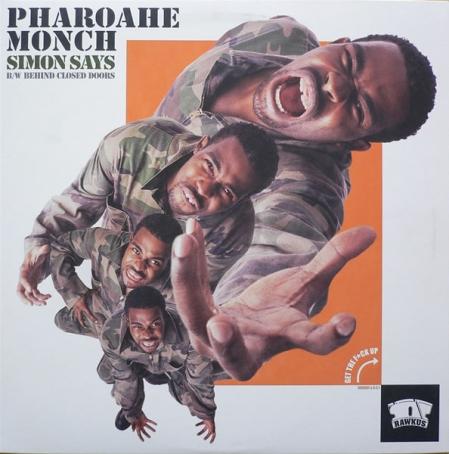 Pharoahe Monch – Simon Says / Behind Closed Doors