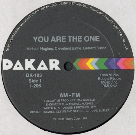 AM - FM - You Are The One
