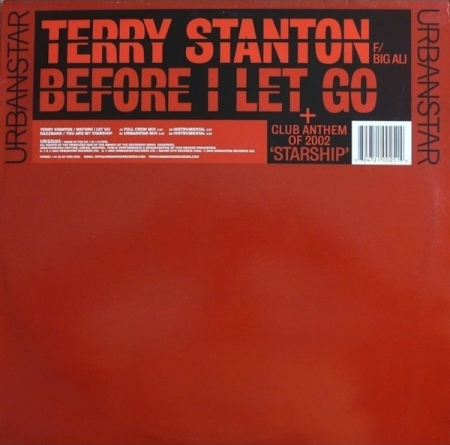 Terry Stanton / Dazz Band ‎– Before I Let Go / You Are My Starship