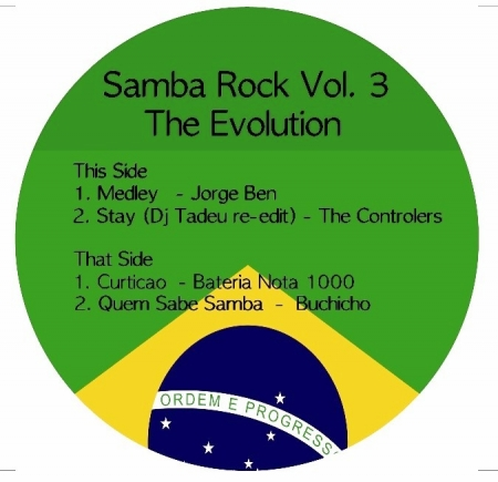 Samba Rock Club Vol 3