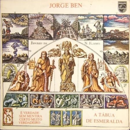Jorge Ben – A Tábua De Esmeralda Nacional ( Original)