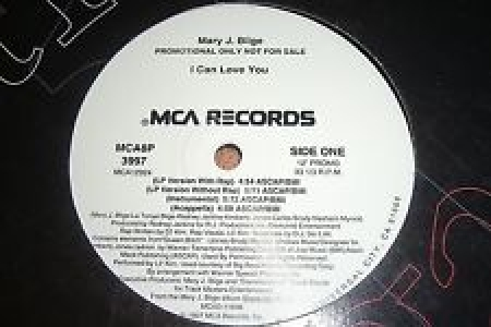 Mary J Blige - I Can Love You / Love Is All We Need (All We Need Is Love)