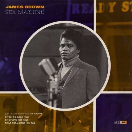 James Brown ‎– Sex Machine