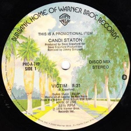 Candi Staton - Victim
