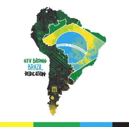 Kev Brown – Brazil Dedication 10''