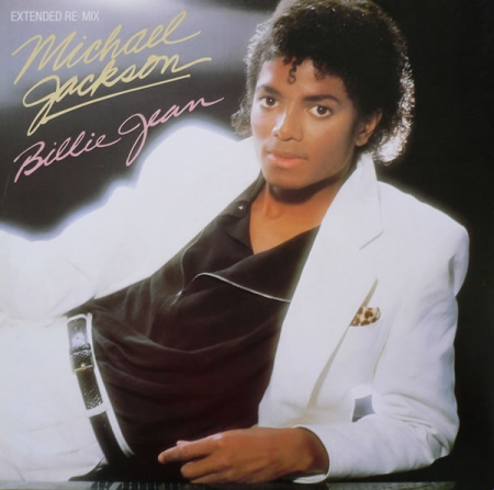 Michael Jackson ‎– Billie Jean