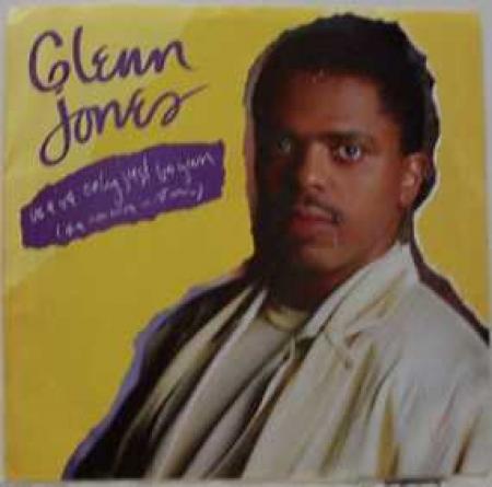 Glenn Jones ?– We've Only Just Begun (The Romance Is Not Over)