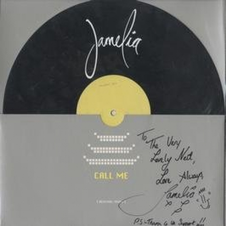 Jamelia - Call Me (Original Mixes)