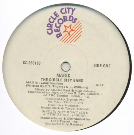 Circle City Band ‎– Magic