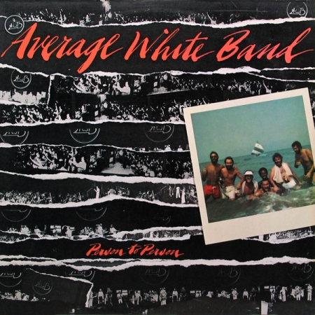 Average White Band ‎– Person To Person