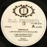 Rozalla - Are You Ready To Fly