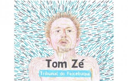 Tom Zé - Tribunal do Feicebuqui (Part. Emicida)