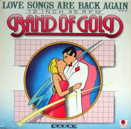 Band Of Gold ‎– Love Songs Are Back Again