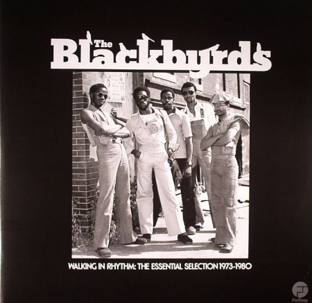 The Blackbyrds - Walking In Rhythm: The Essential Selection 1973-1980