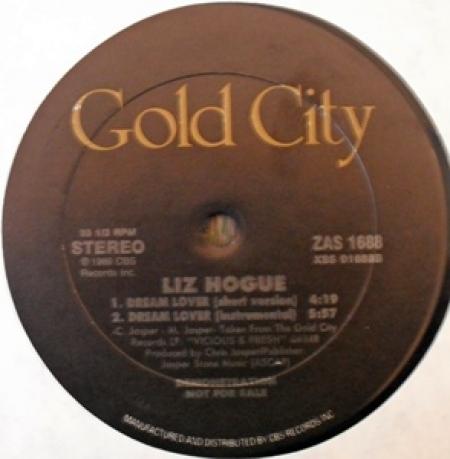 Liz Hogue – Dream Lover
