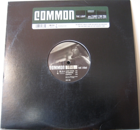 Common ‎– The Light / Funky For You