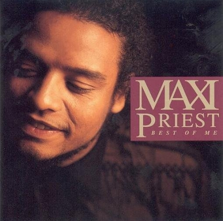 Maxi Priest ‎– Best Of Me