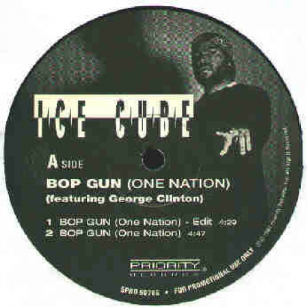 Ice Cube ‎– Bop Gun (One Nation)
