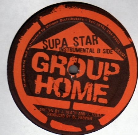 Group Home ‎– Supa Star