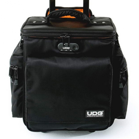 Sling Bag Trolley (Laranja no Interior)  SEMI NOVA
