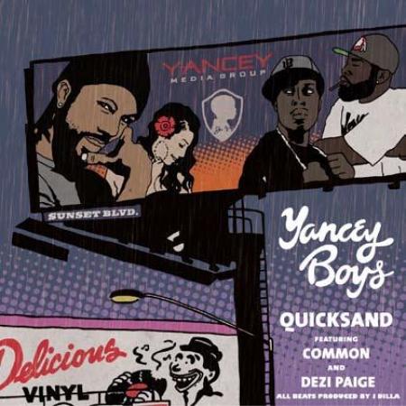 Yancey Boys - Quicksand
