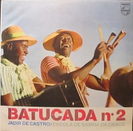 Jadir De Castro / Escola De Samba Da Cidade - Batucada Nº 2
