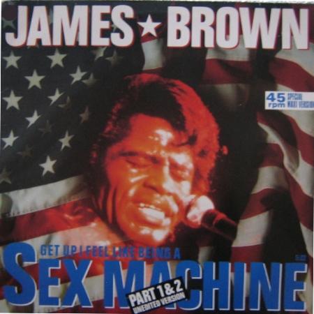 James Brown – Sex Machine / Soul Power