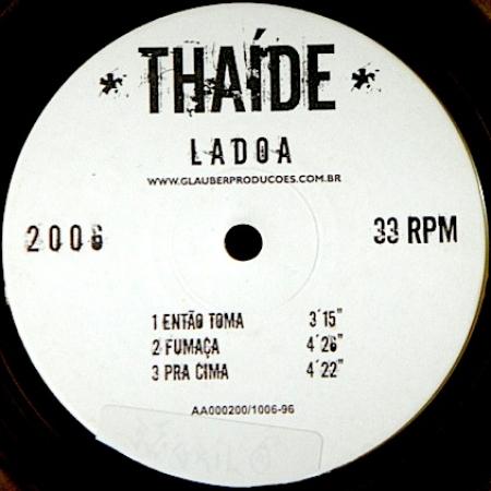 Thaide - Pra Cima