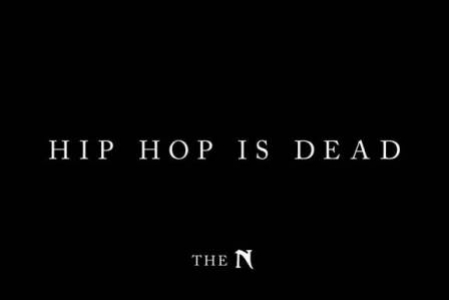 Nas ‎– Hip Hop Is Dead
