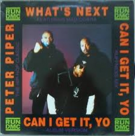 Run dmc ‎– Can I Get It Yo