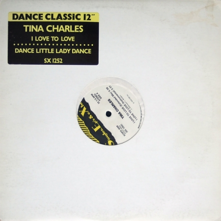 Tina Charles – I Love To Love (Extended Mix)