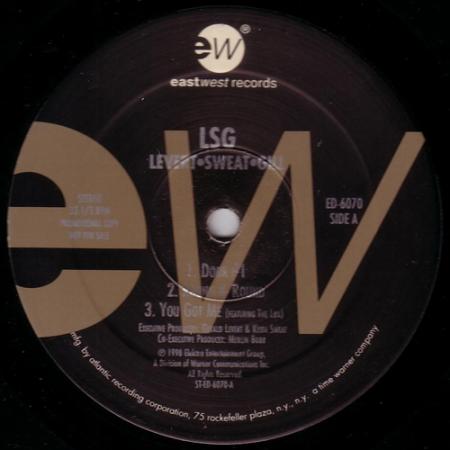 LSG – Levert Sweat Gill