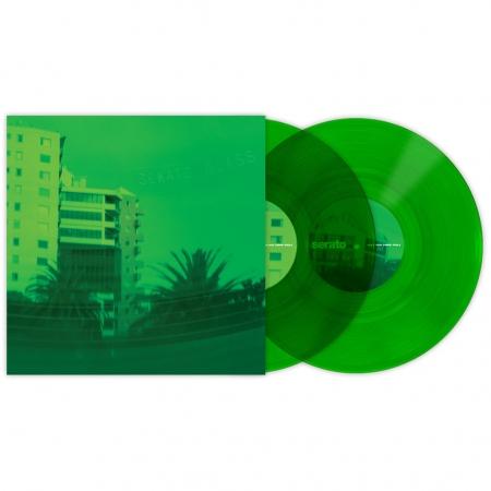 Timecode Serato Control Vinyl City Green 10