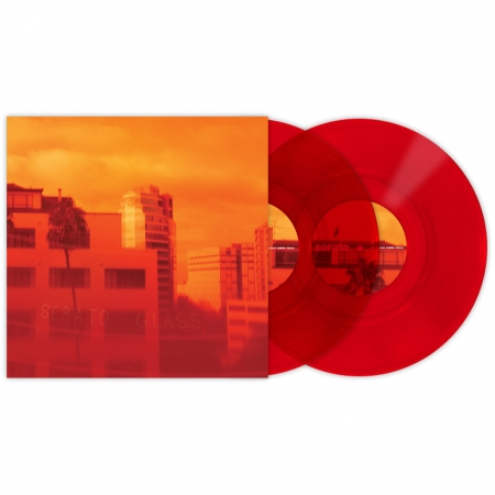 Timecode Serato Control Vinyl City Red 10