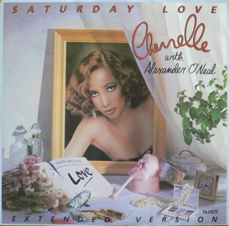 Cherrelle With Alexander O'Neal – Saturday Love (Extended Version)