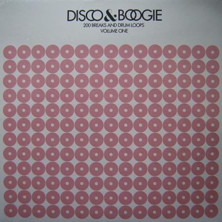 Disco & Boogie: 200 Breaks And Drum Loops, Volume 1