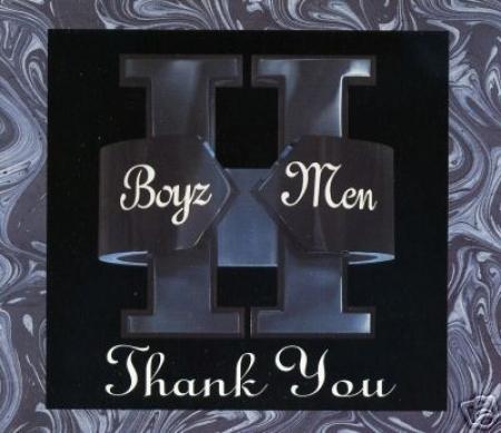 Boyz II Men - Thank You