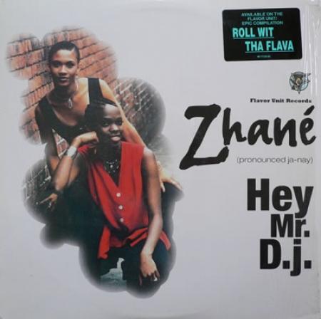 Zhane - Hey Mr DJ