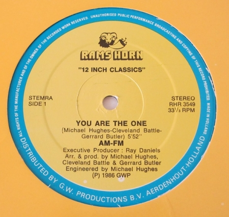AM-FM - You Are The One