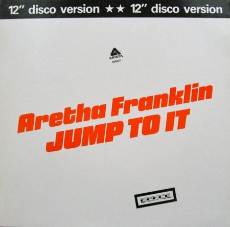 Aretha Franklin ‎– Jump To It