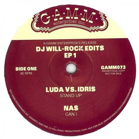 DJ Will - Rock Edits EP 1 (Devotion Rmx)