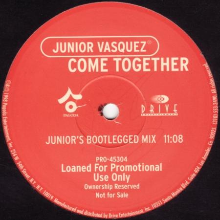 Junior Vasquez - Come Together