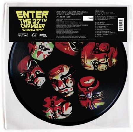 El Michels Affair - Enter The 37th Chamber ( Vinyl Pic Disc )