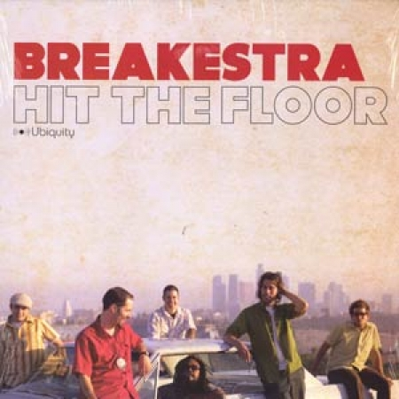 Breakestra ‎– Hit The Floor