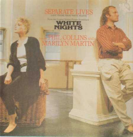 Phil Collins And Marilyn Martin - Separate Lives (Love Theme From White Nights)