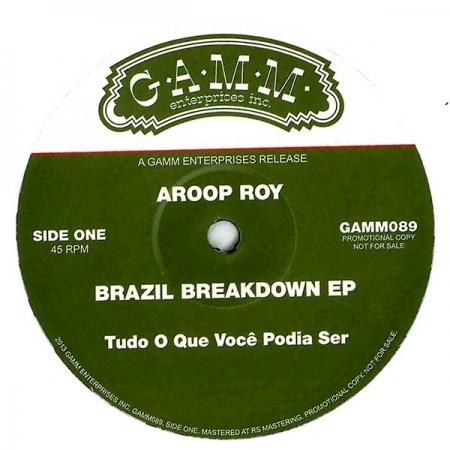 Aroop Roy – Brazil Breakdown