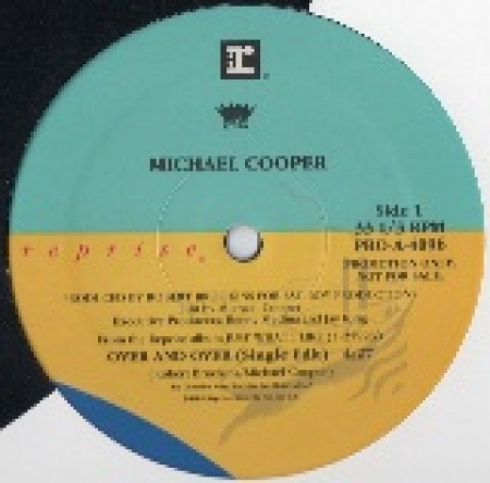 Michael Cooper ‎– Over And Over