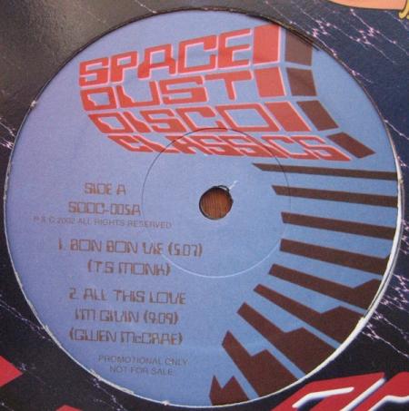 Space Dust Disco Classics