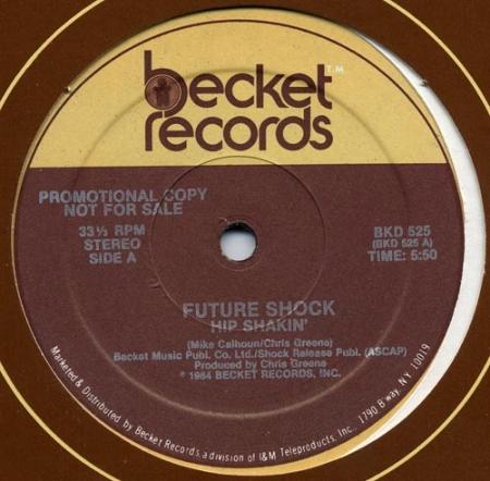 Future Shock - Hip Shakin'