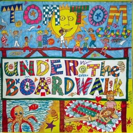 Tom Tom Club - Under The Boardwalk